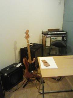 新スタジオ